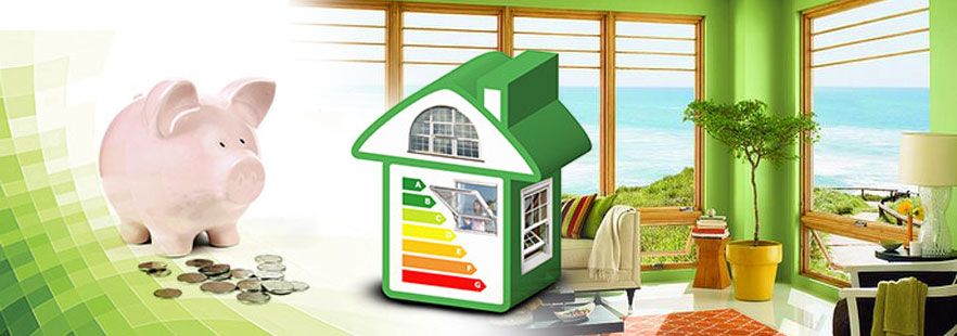 Una casa che ti faccia risparmiare energia e rispetti l'ambiente con gli inffissi OIKOS